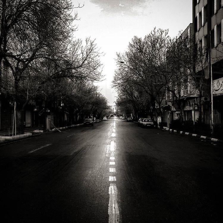 خیابان شهناز تبریز