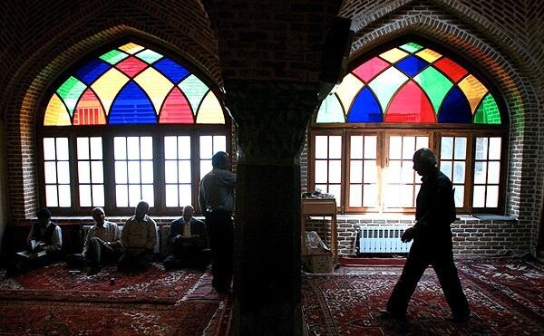 مسجد شصت و سه ستون تبریز
