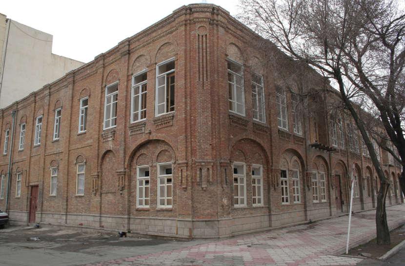 خانه رستگار (فرهنگستان ادب فارسی)