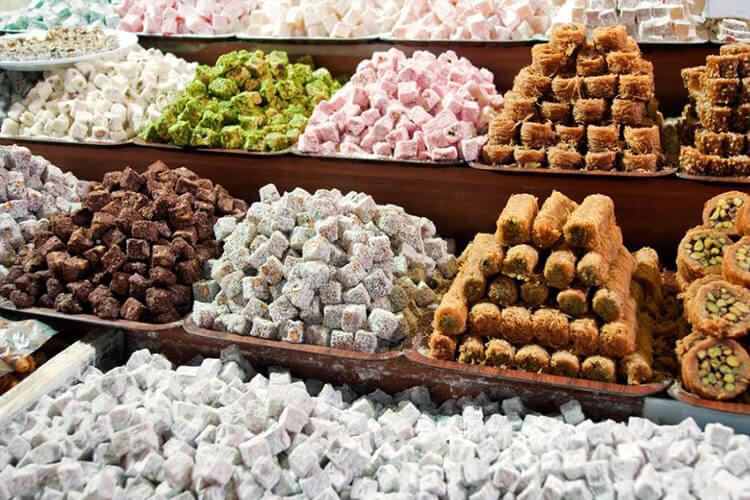 سوغات تبریز