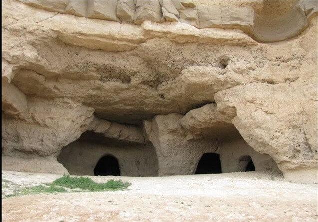 قیرخ کوهول | چهل غار (مراغه)