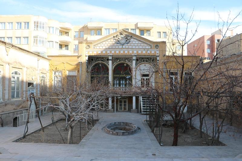 خانه ساوجبلاغی