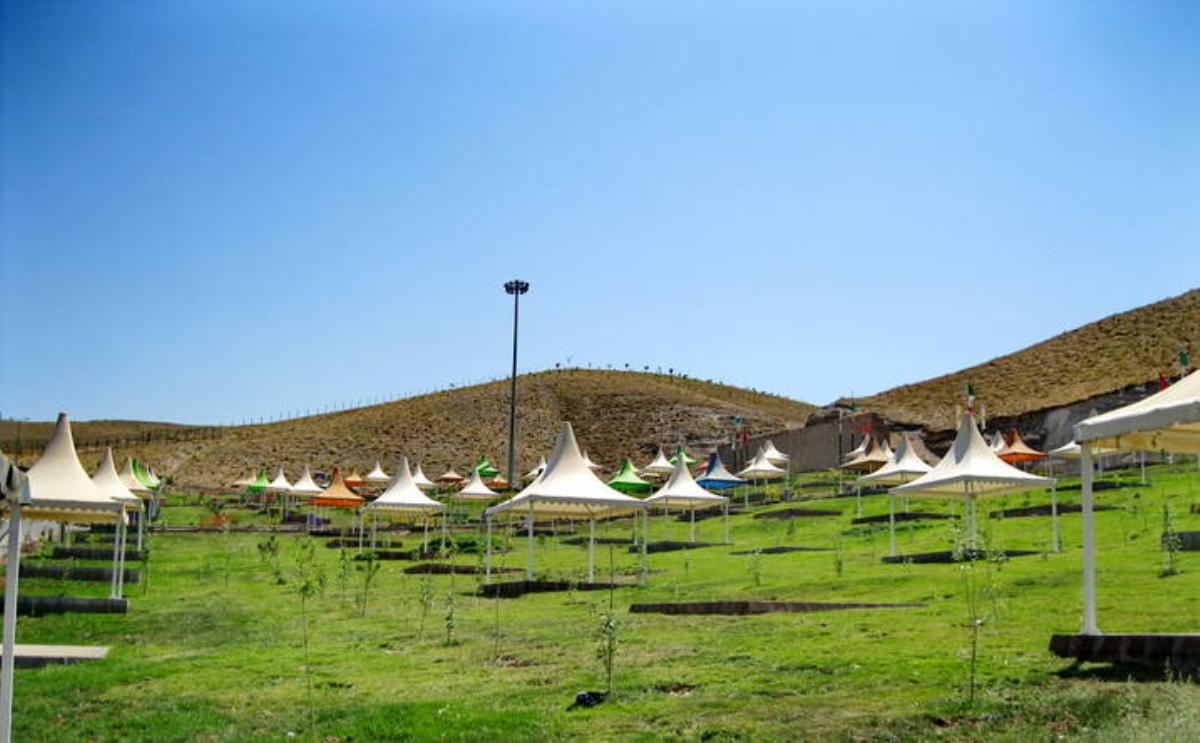 تفرجگاه جنگلی عباس میرزا