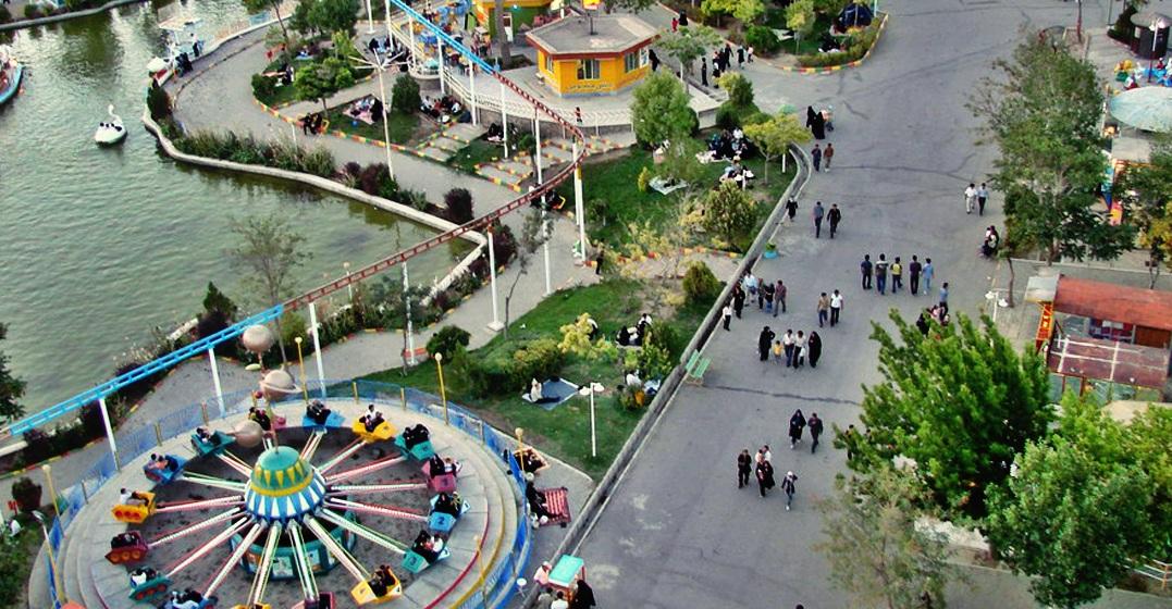 پارک و باغوحش باغلارباغی تبریز