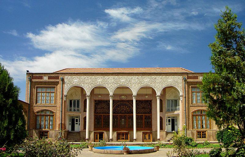 خانه بهنام (دانشکده هنر)