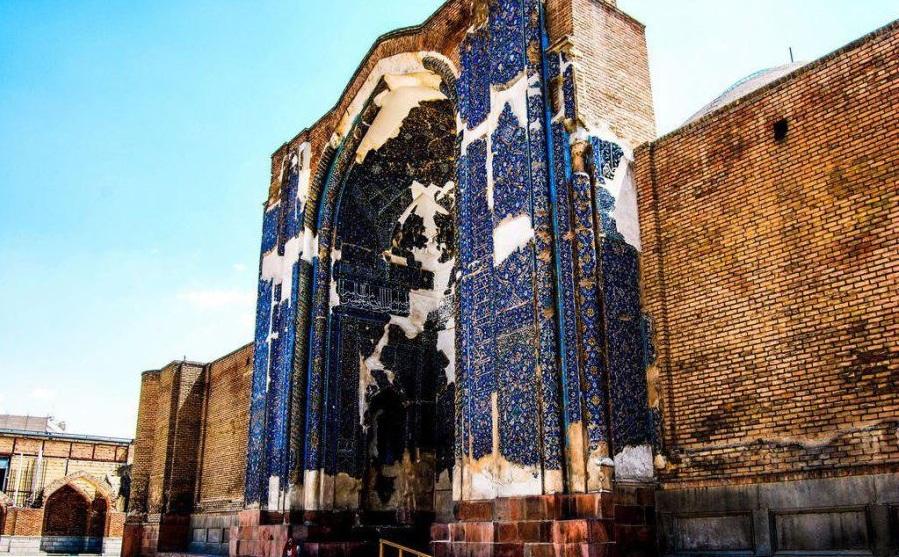 مسجد کبود (گوی مچید)
