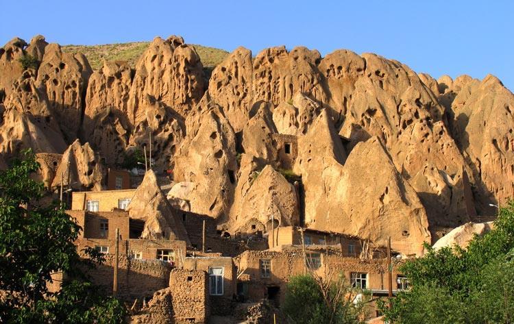 دهکده تاریخی کندوان (اسکو)