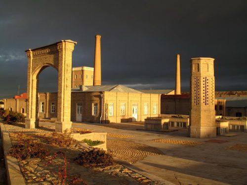کارخانه چرمسازی خسروی (دانشکده هنر تبریز)