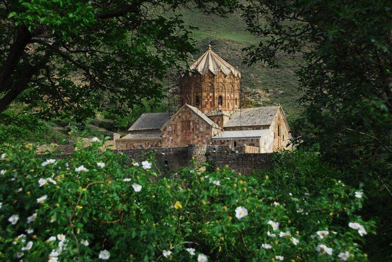 کلیسا خرابه | سنت استپانوس (جلفا)