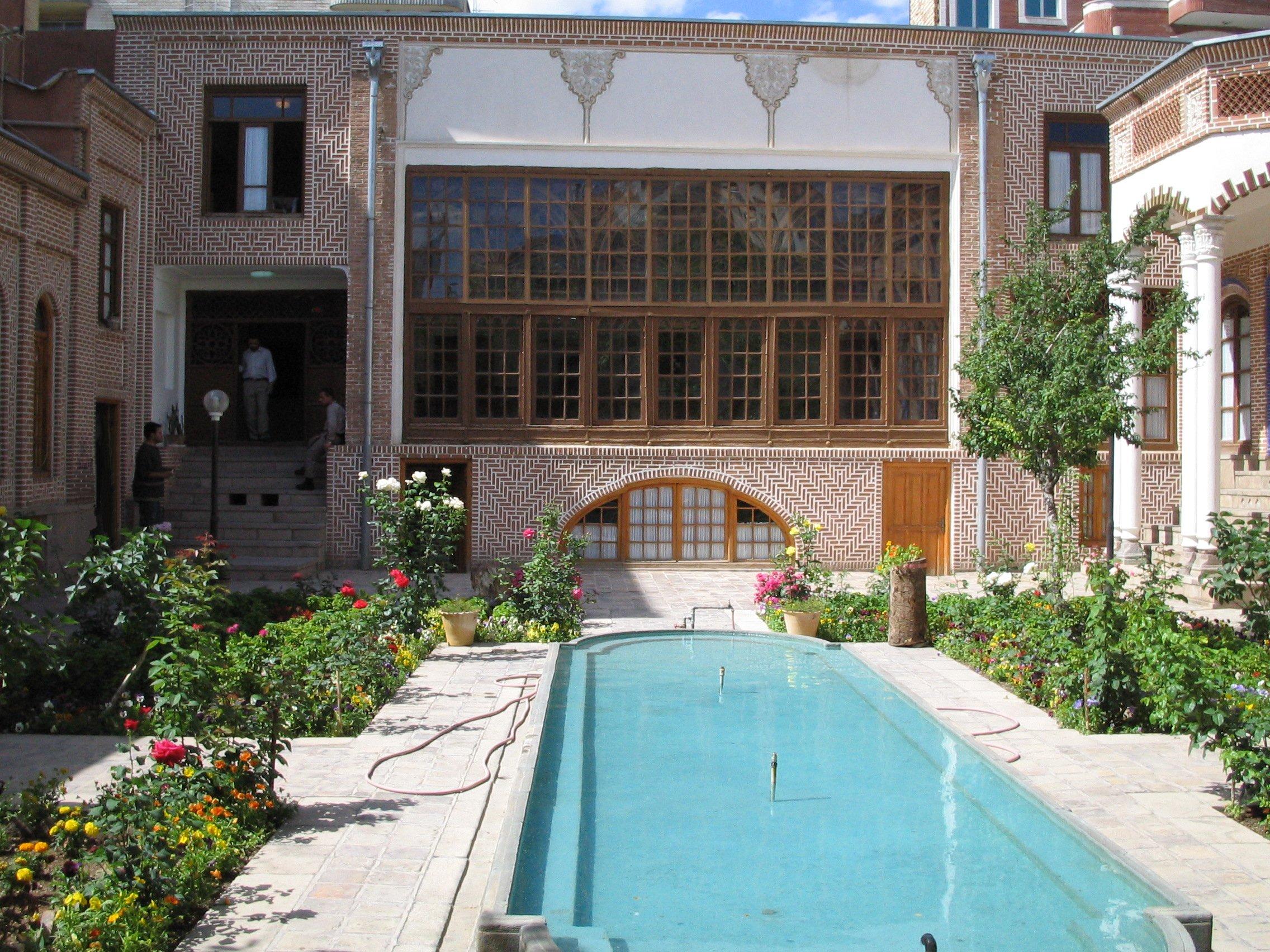 خانه سلماسی (موزه سنجش)