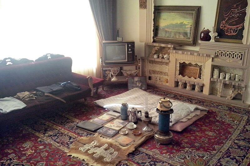 خانه و موزه استاد شهریار