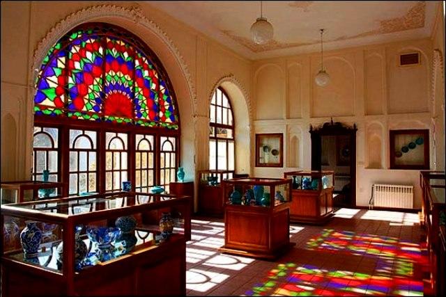 موزه سفال تبریز