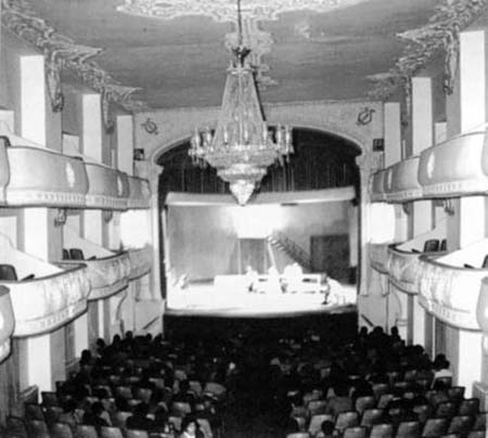 تالار تئاتر ارک تبریز