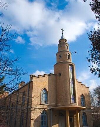 کلیسای انجیلی تبریز