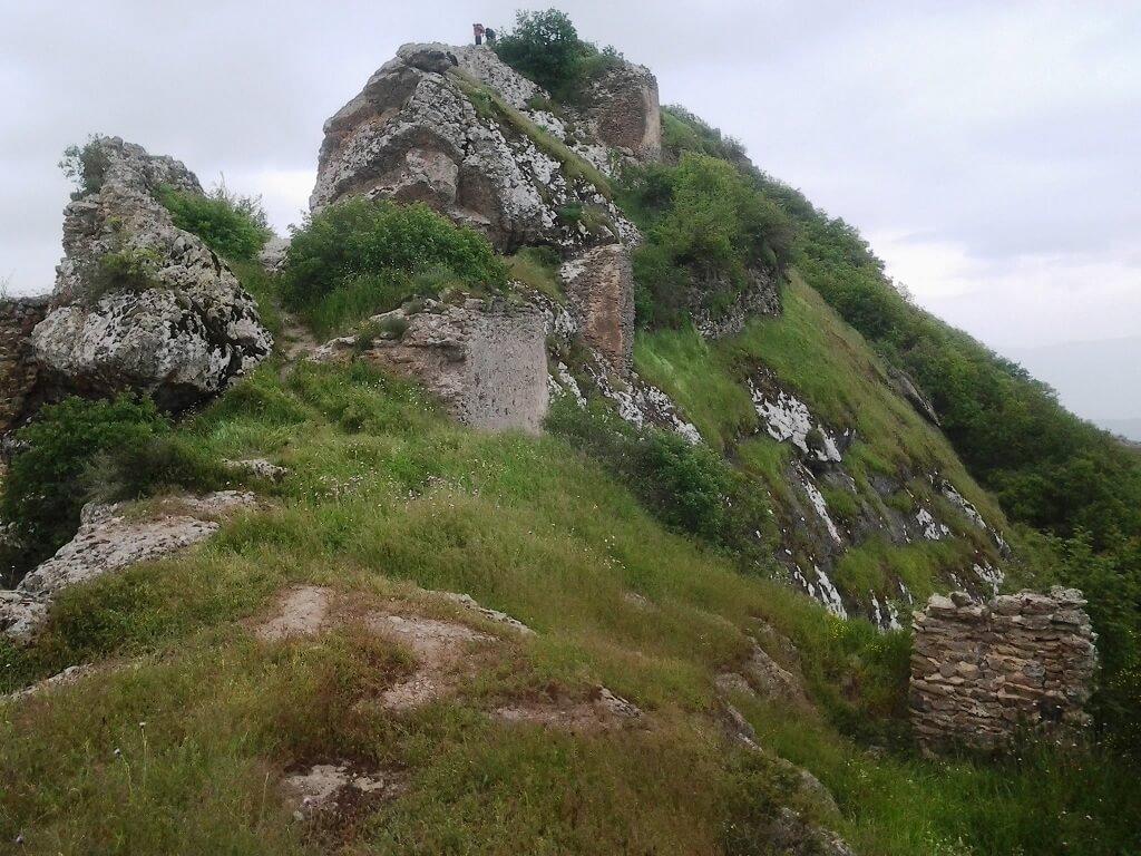 قلعه آوارسین (کلیبر)