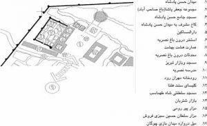 ناصر معماری مجموعه صاحب آباد در دوره حکومت صفویان